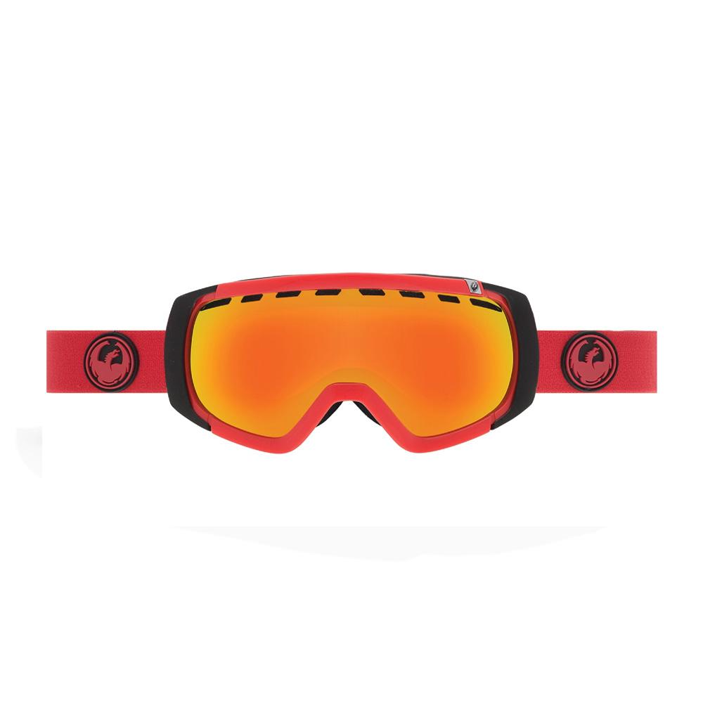 Купить Очки горнолыжные DRAGON 2016-17 ROGUE Bitter/Yellow Red Ion, горнолыжные, 1303171
