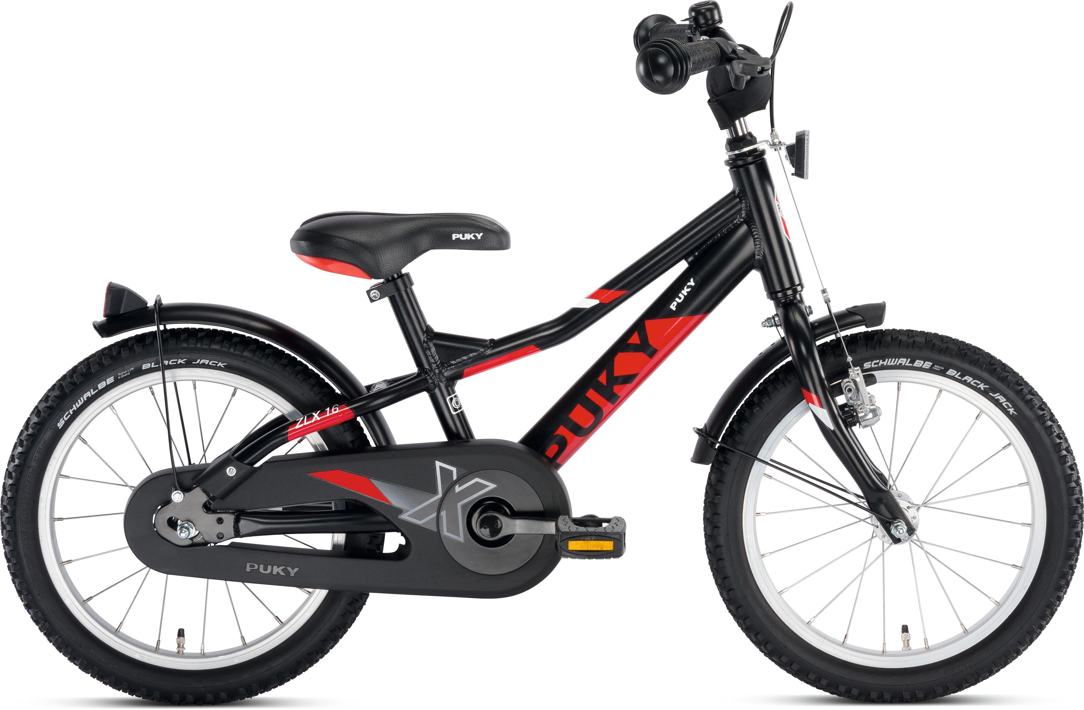 Велосипед Puky Zlx-16-1 Alu 2016 Black