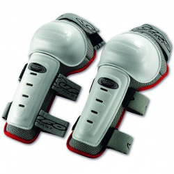 Защита колена FTWO Airboard knee guards WHITE-RED