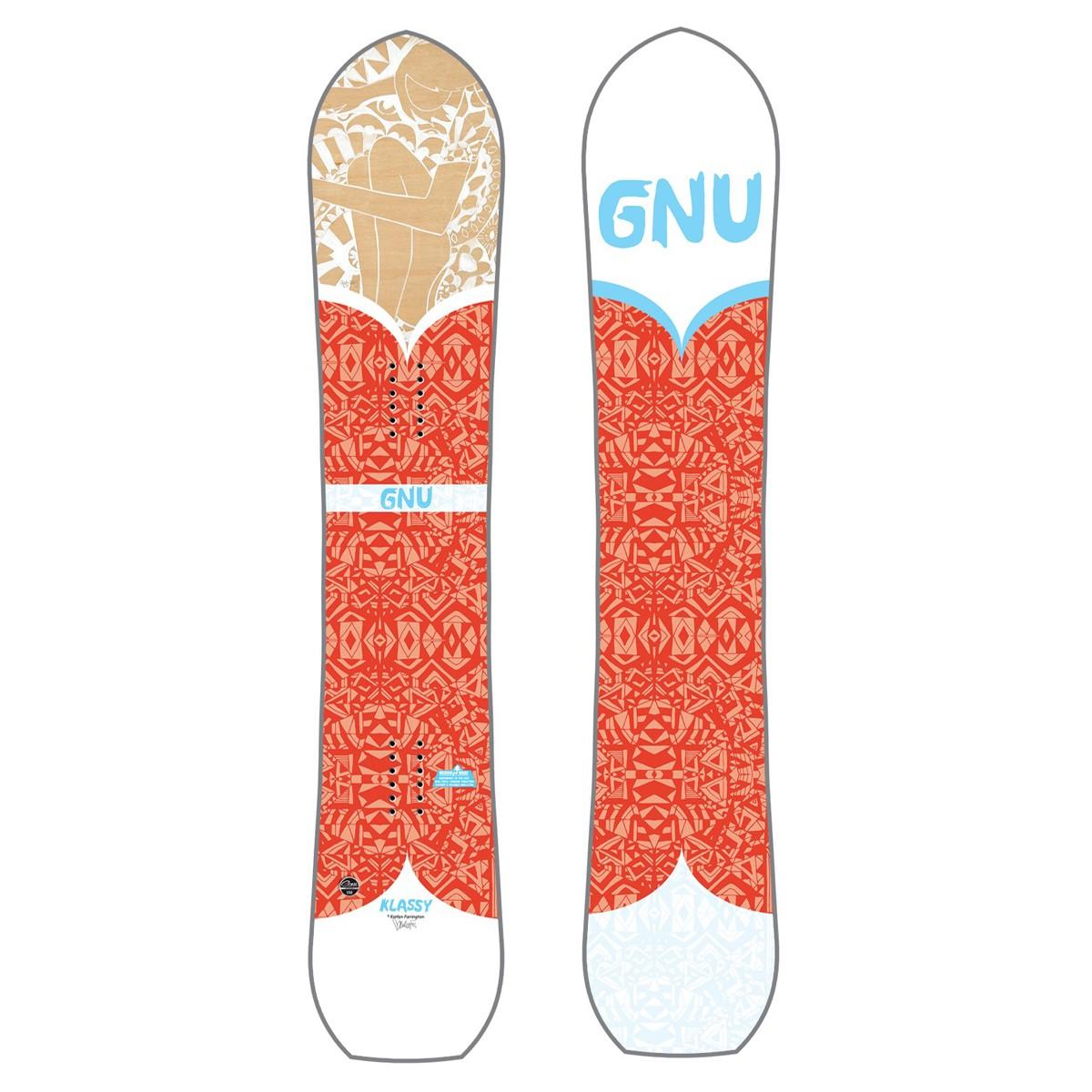 Сноуборд Gnu 2017-18 Klassy C2X