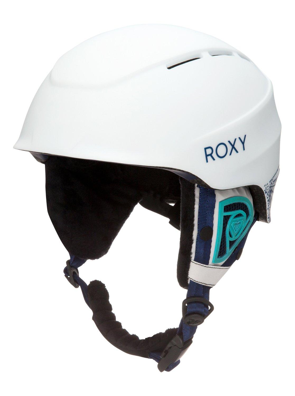Купить Зимний Шлем ROXY 2017-18 MILLBURY J bright white, Шлемы для горных лыж/сноубордов, 1364510