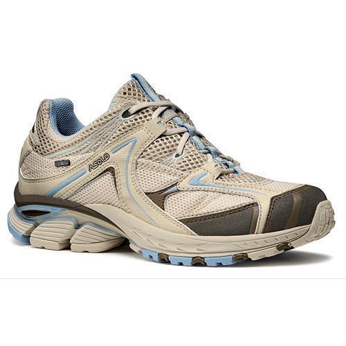 Купить Беговые кроссовки для XC Asolo Access Cynos GTX ML Light Beige-Light Beige Обувь города 733739