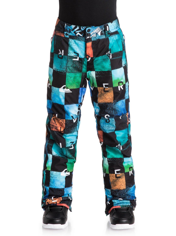 брюки quiksilver для мальчика