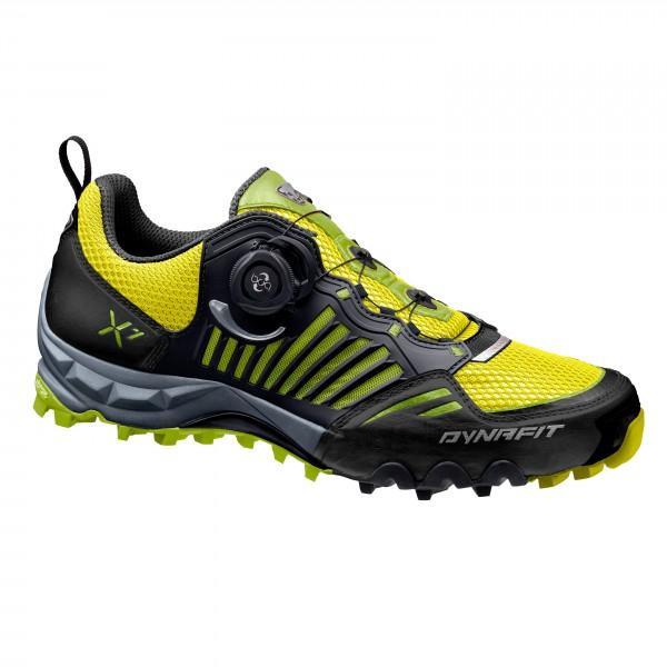 Беговые кроссовки для XC Dynafit 2016 MS FELINE X7 Black/Citro, Кроссовки бега, 1266679  - купить со скидкой