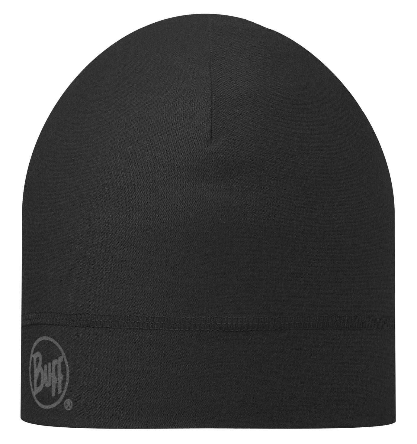 Купить Шапка BUFF Coolmax COOLMAX 1 LAYER HAT SOLID BLACK Банданы и шарфы Buff ® 1185649