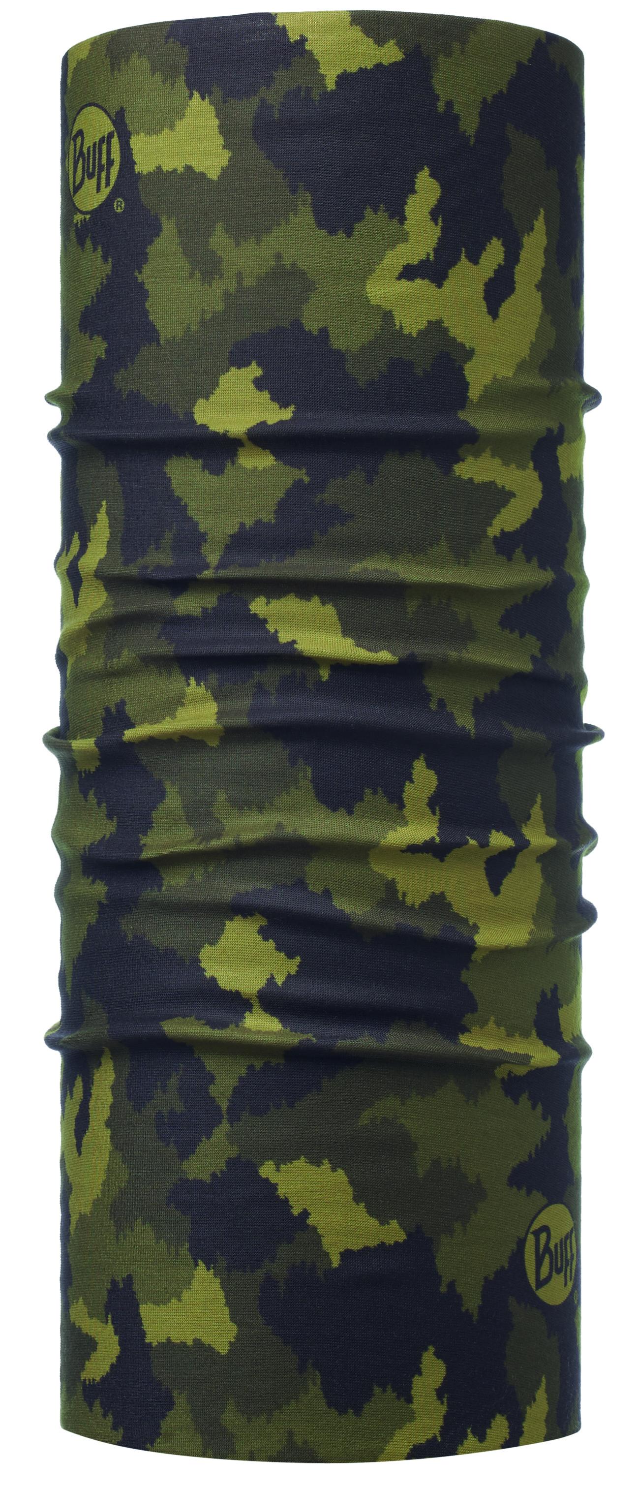 Купить Бандана BUFF ORIGINAL SLIM FIT HUNTER MILITARY Банданы и шарфы Buff ® 1307907