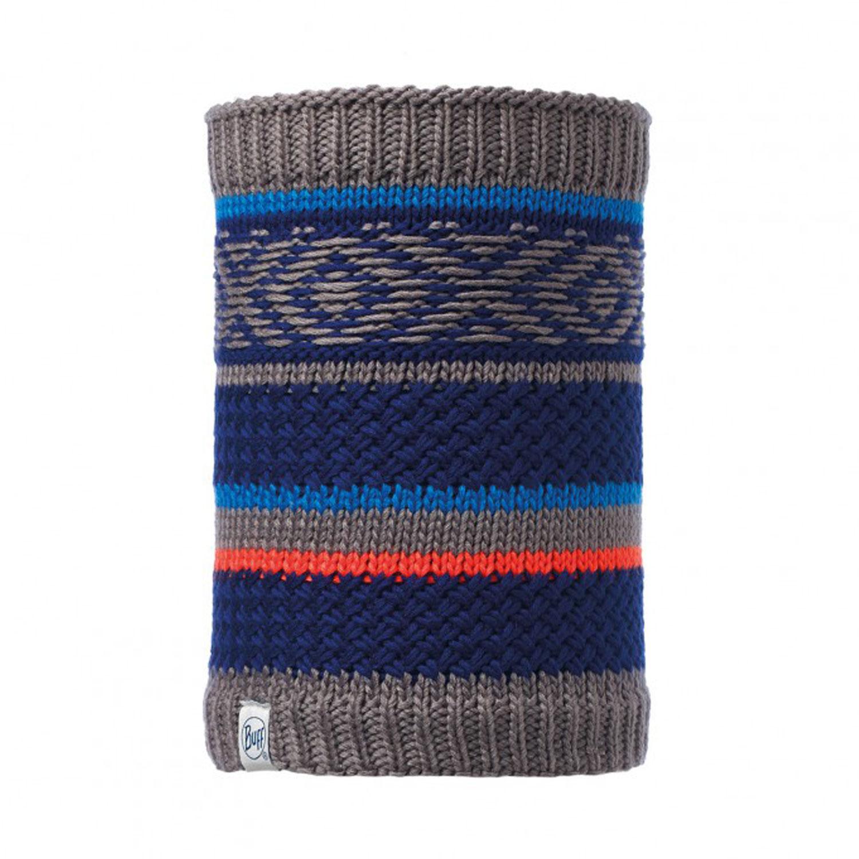 Шарф Buff Knitted & Polar Neckwarmer Junior Tipsy Blue Ink