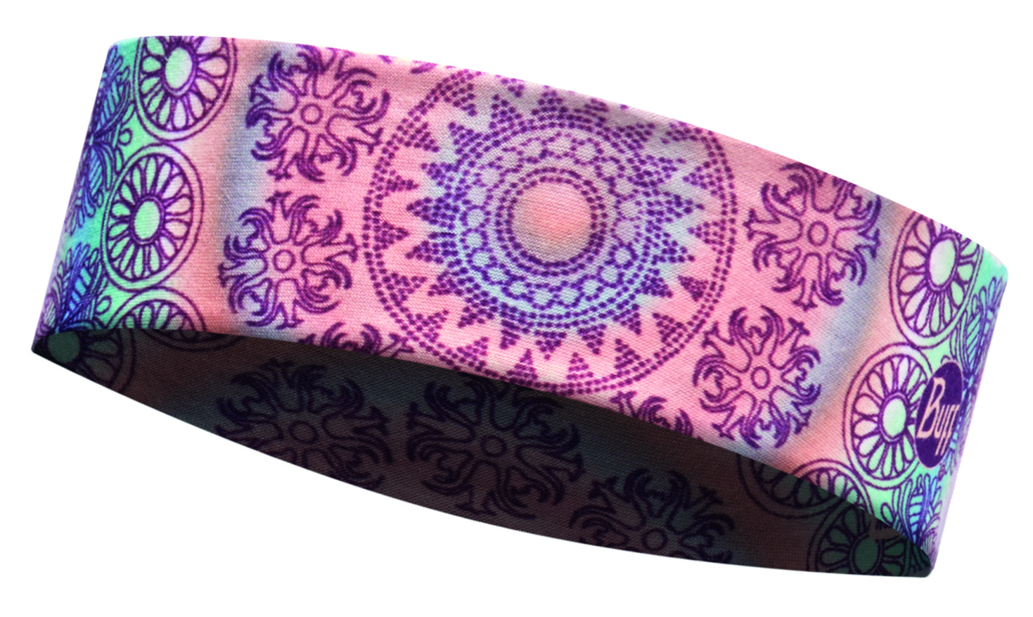 Купить Повязка BUFF UV HEADBAND SLIM BUFF® SHANTRA VIOLET Банданы и шарфы Buff ® 1266809