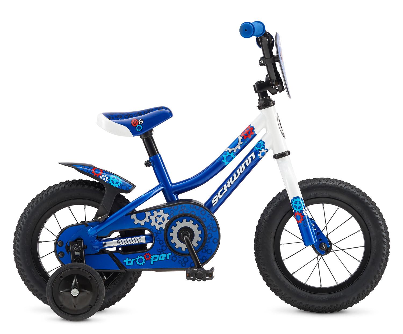Велосипед Schwinn Trooper 2017 Blu