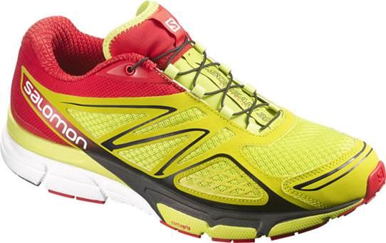 7be182d8 Беговые кроссовки для XC SALOMON 2015 X-SCREAM 3D GECKO GREEN/RD/BK ...