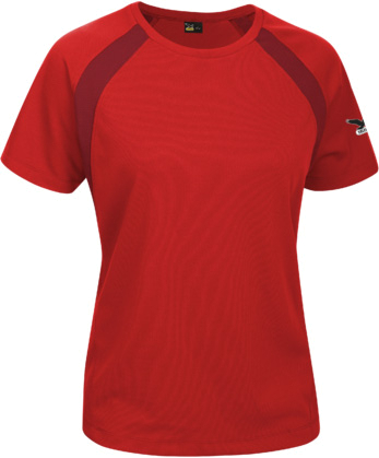 Футболка туристическая Salewa PARTNER PROGRAM ALPINDONNA *SPORTY B. DRY W S/S TEE devils/1700
