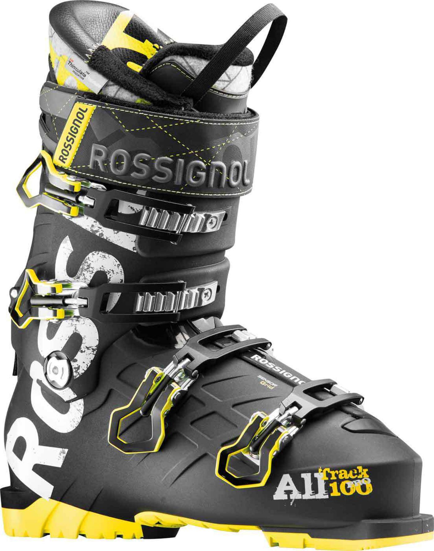 Купить Горнолыжные ботинки ROSSIGNOL 2016-17 ALLTRACK PRO 100 BLACK, Ботинки горнoлыжные, 1297147