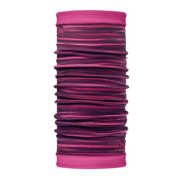 Купить Reflective Buff Reversible Polar Buff Alyssa Pink / Paloma Pink, Бандана Buff Reversible Polar Buff Alyssa Pink / Paloma Pink, унисекс, Аксессуары Buff ®