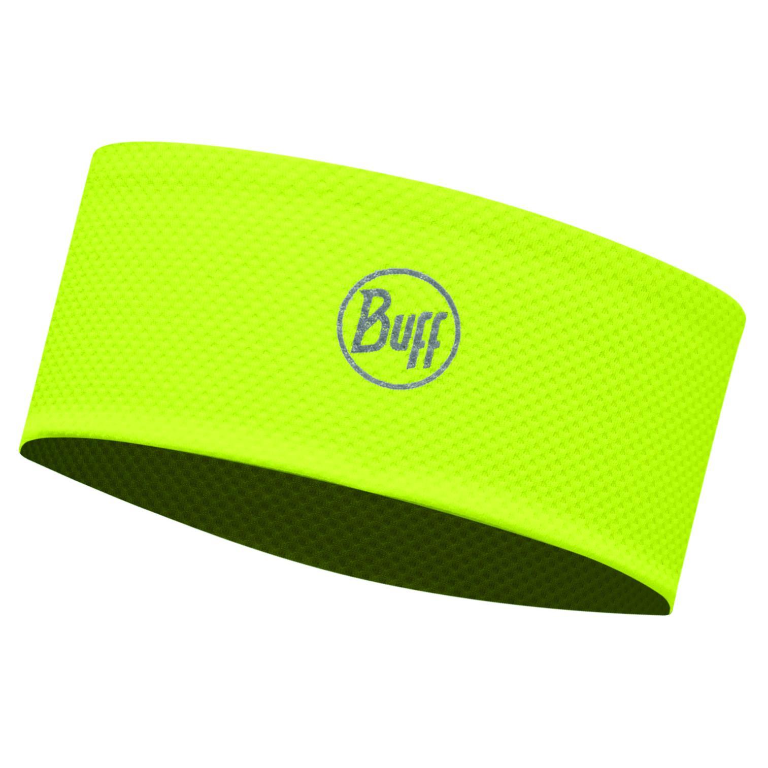 Купить Повязка BUFF FASTWICK HEADBAND R-SOLID YELLOW FLUOR Банданы и шарфы Buff ® 1312855