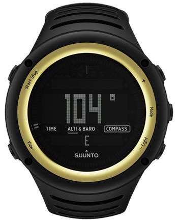 Часы Suunto CORE SAHARA YELLOW
