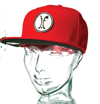 Шапка I FOUND 2015-16 LOGO SNAPBACK RED