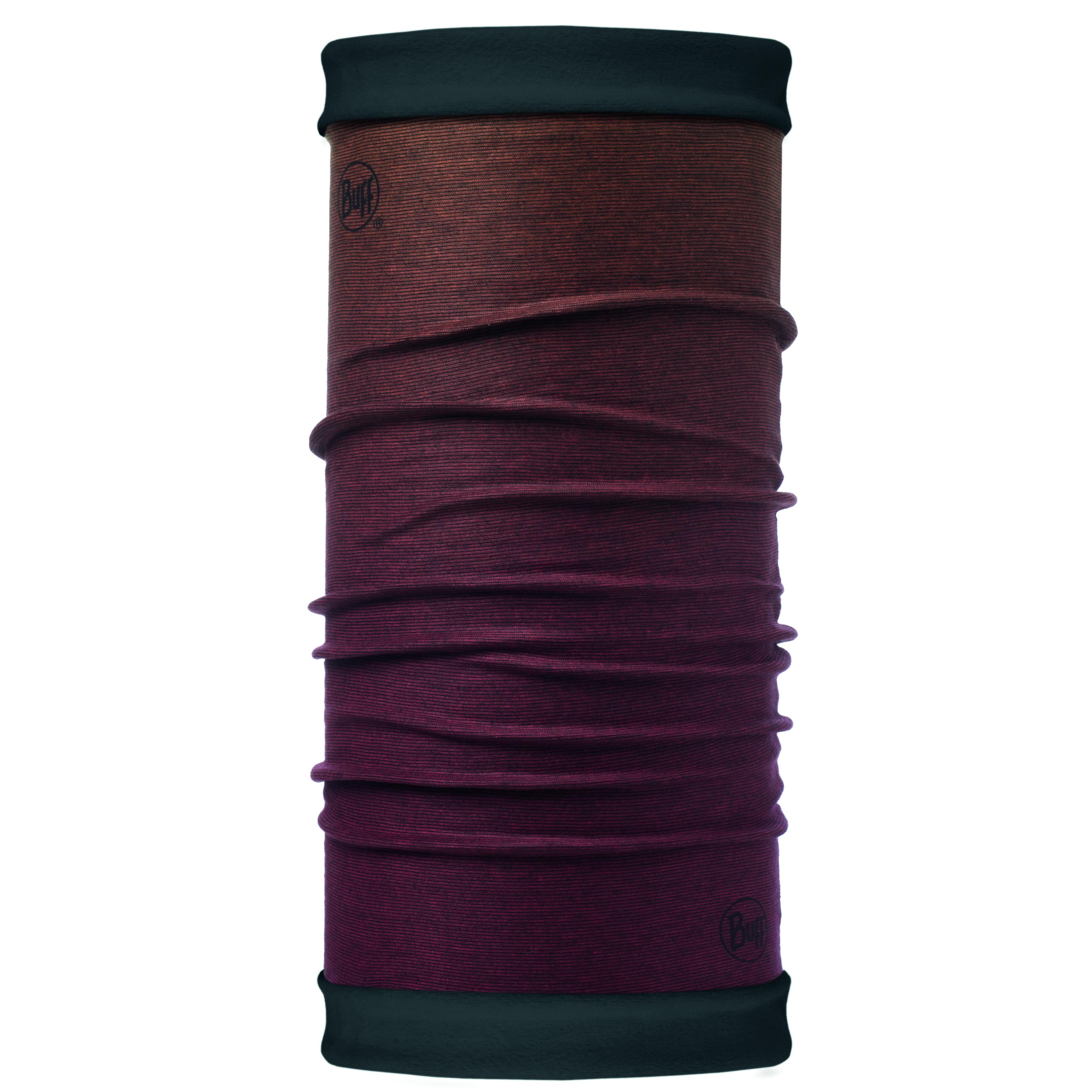 Купить Бандана BUFF REVERSIBLE POLAR NOD WINE Банданы и шарфы Buff ® 1307991