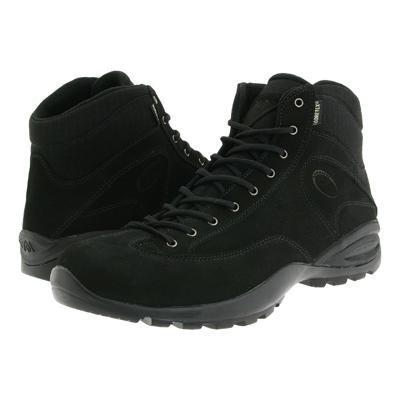 Купить Ботинки для треккинга (высокие) Asolo Escape Enterprise GV MM Black, Обувь города, 757823