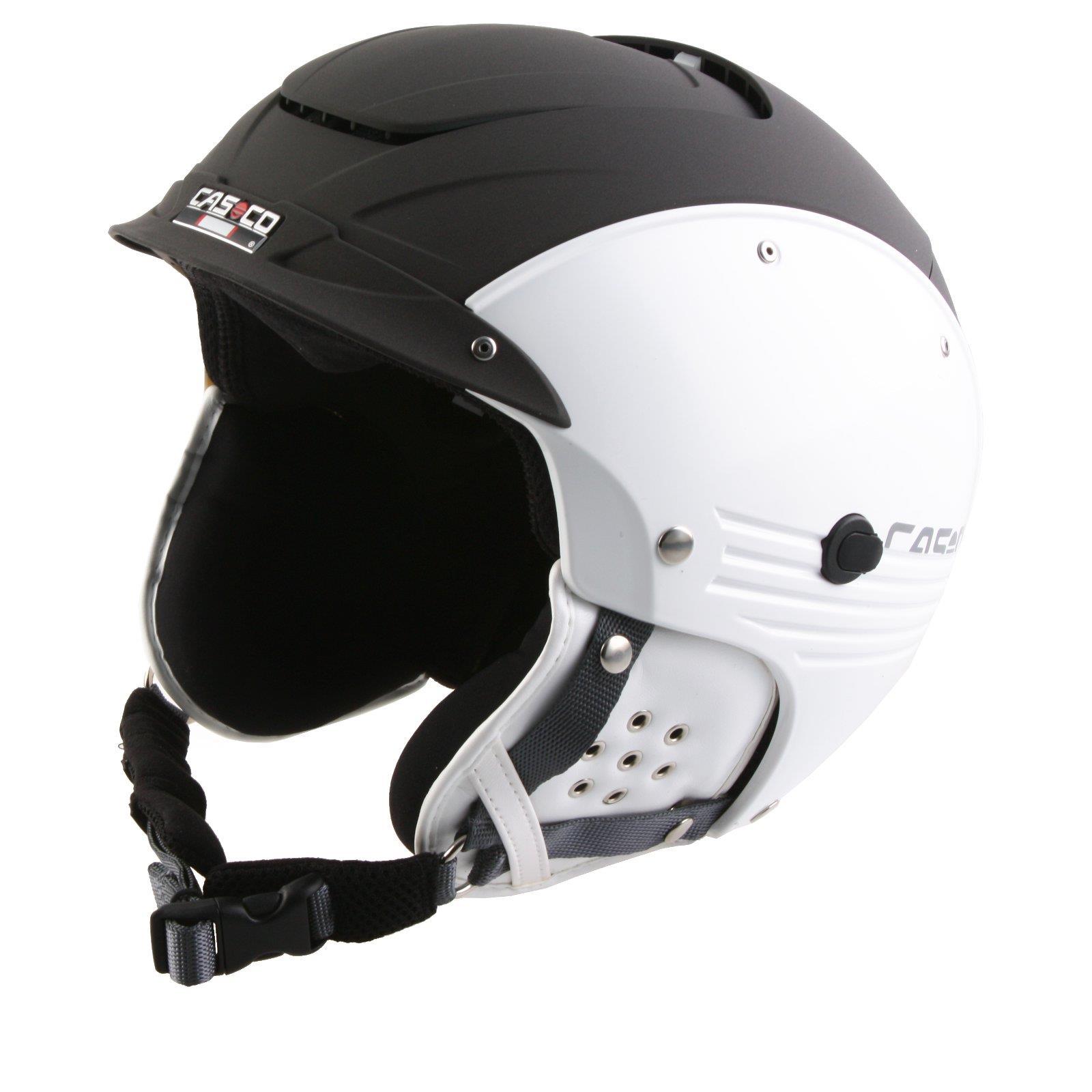 Зимний Шлем Casco 2017-18 Sp-5 Competition White-Black
