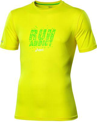 Купить Футболка беговая Asics 2014 GRAPHIC TOP Одежда для бега и фитнеса 1133290