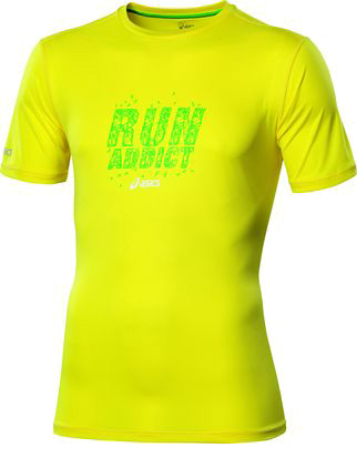 Футболка беговая Asics 2014 GRAPHIC TOP