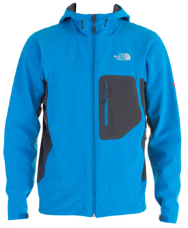 Куртка туристическая THE NORTH FACE 2012 T0AYFC M ALPINE PROJ WS JKT (Ludwig Blue) синий