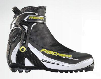 Купить Лыжные ботинки FISCHER 2012-13 RC5 COMBI, ботинки, 757008
