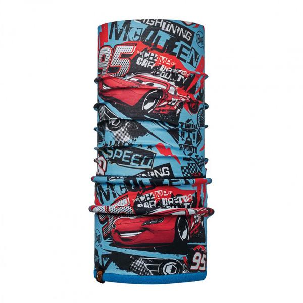 Купить Бандана BUFF CARS CHILD POLAR POWER M ULTI/HARBOR-MULTI-ONESIZ-Standard, Банданы и шарфы Buff ®, 1264004