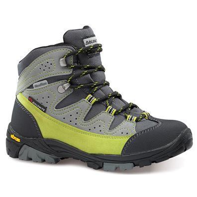 Купить Ботинки для треккинга (высокие) Dolomite 2016 MARMOTTA WP GREEN-GREY Треккинговая обувь 1015529