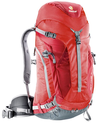 Купить Рюкзак Deuter 2013 ACT Trail 32 fire-cranberry Рюкзаки универсальные 809464