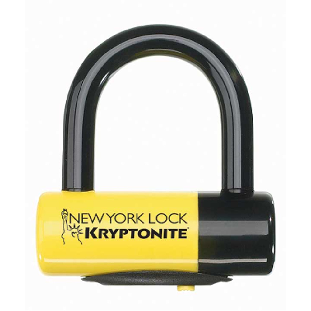 Замок Велосипедный Kryptonite U-Locks York Disc Lock - Liberty