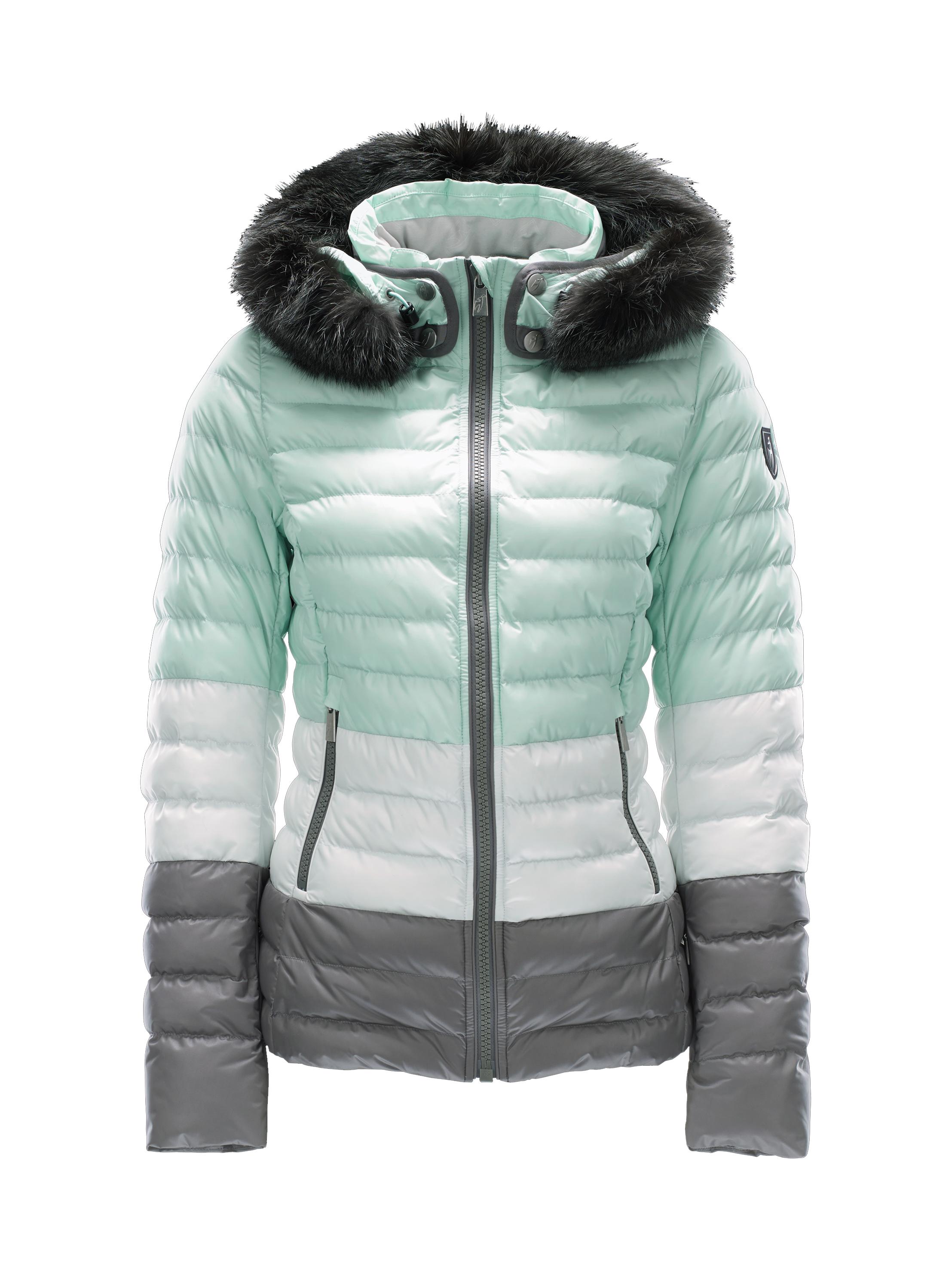 Купить Куртка горнолыжная TONI SAILER 2015-16 MARGOT FUR ice rink Одежда 1217669