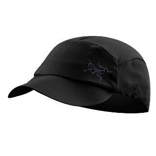 Купить Кепка Arcteryx 2012 MUON CAP Black (черный), Головные уборы, шарфы, 809115