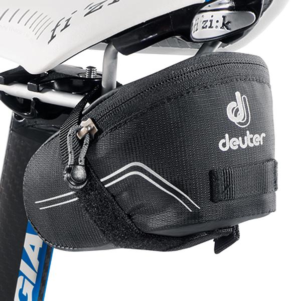 Купить Bike Accessoires Bike Bag S, Сумка Под Седло Deuter 2016-17 Bike Bag S Black, унисекс, Велосумки