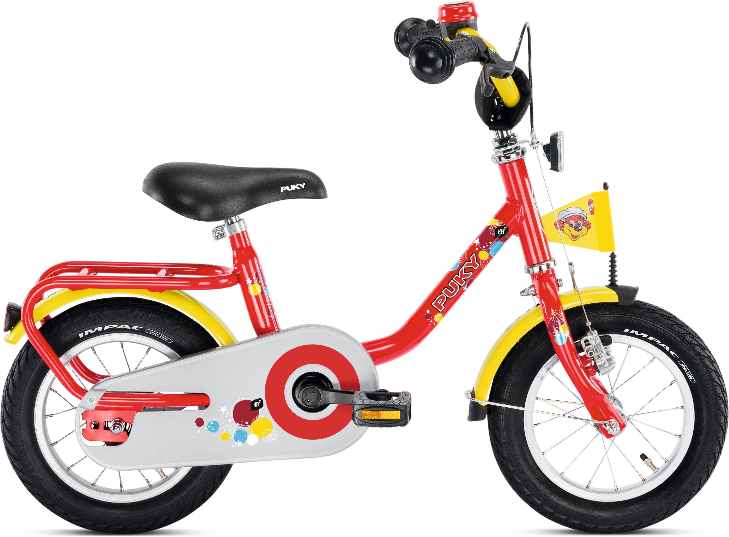 Велосипед Puky Z2 2016 Red