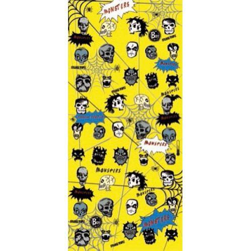Бандана BUFF TUBULAR UV JUNIOR MONSTERS GRAF Банданы и шарфы Buff ® 721277  - купить со скидкой