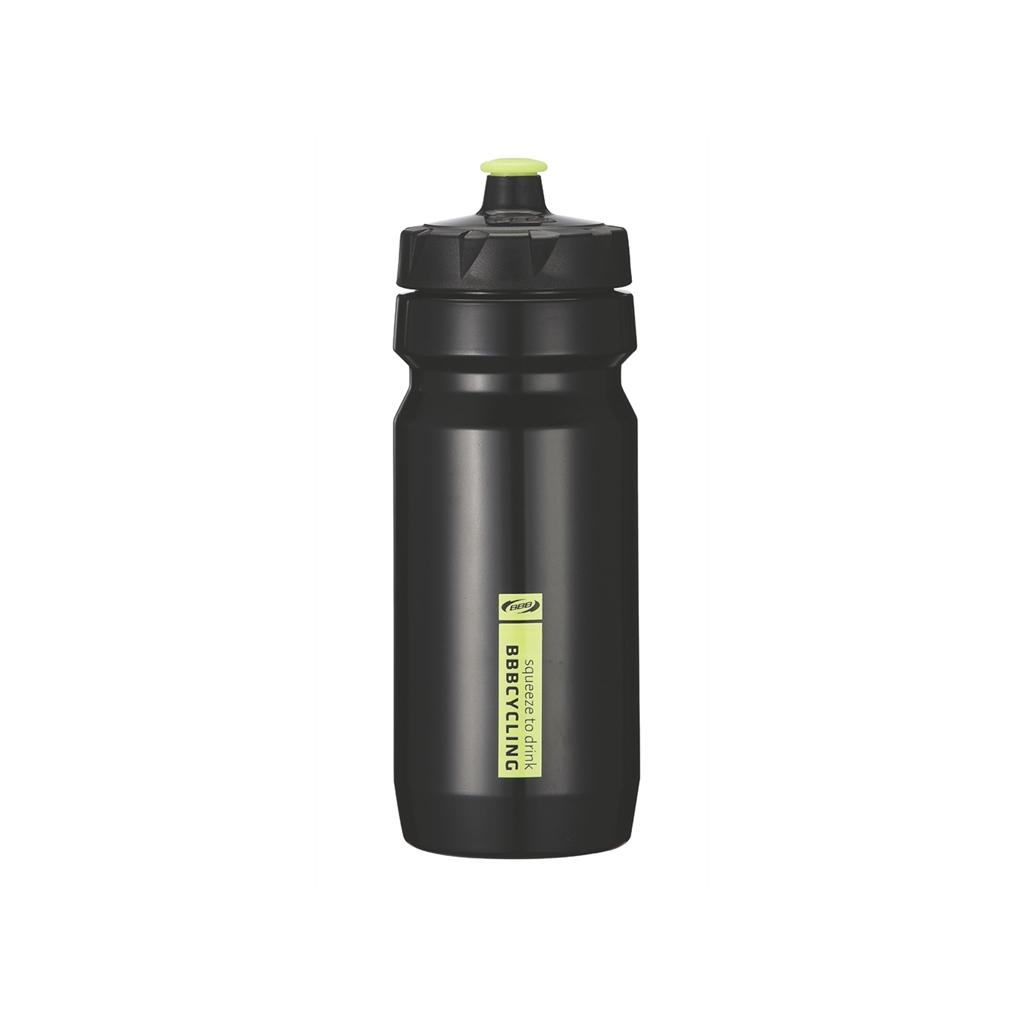 Фляга Вело Bbb Bottle 550Ml. Comptank Black/yellow