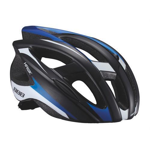 Летний Шлем Bbb Hawk Black Blue