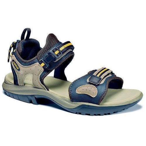 мужские сандалии asolo, черные