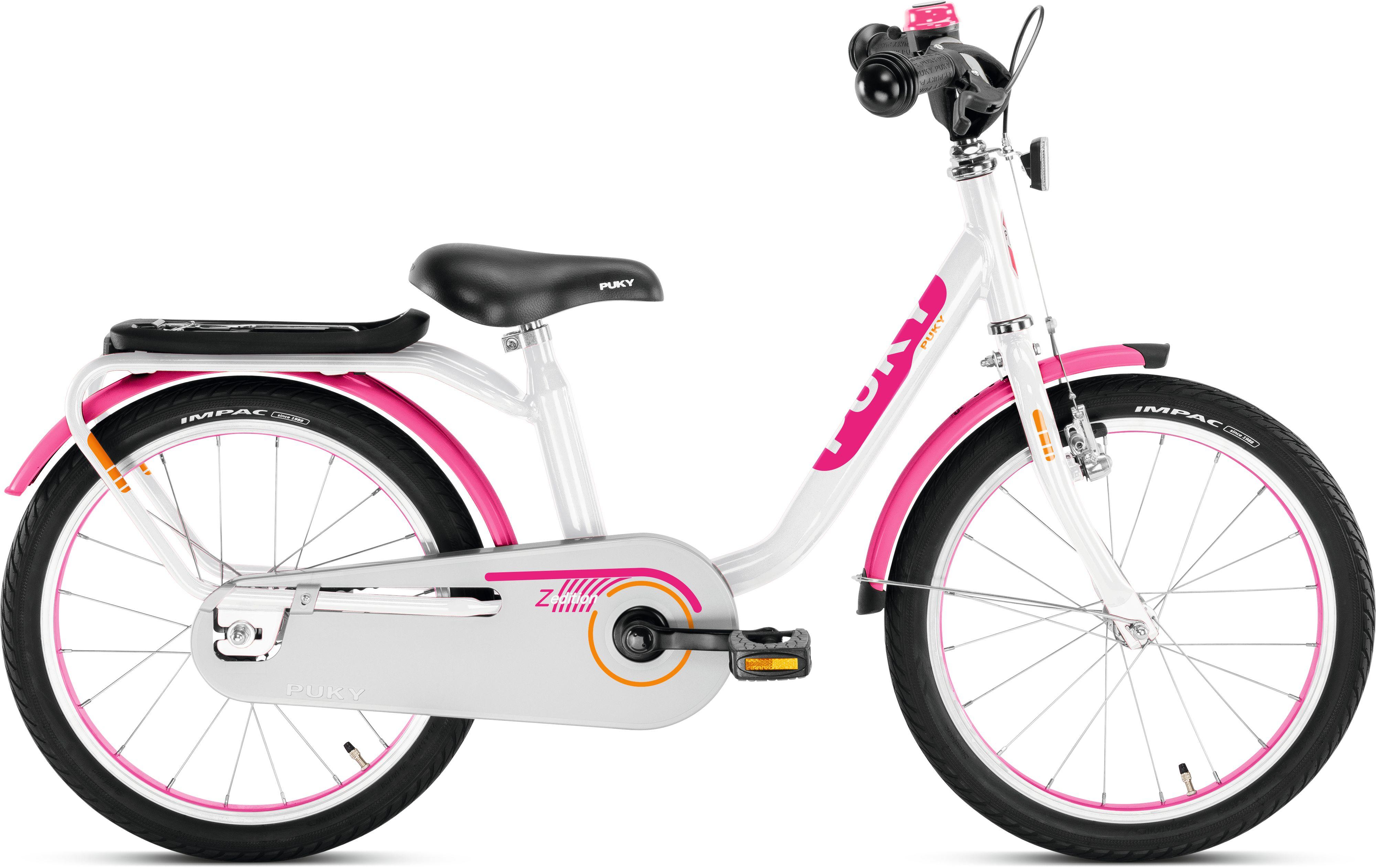 Велосипед Puky Z8 2016 White