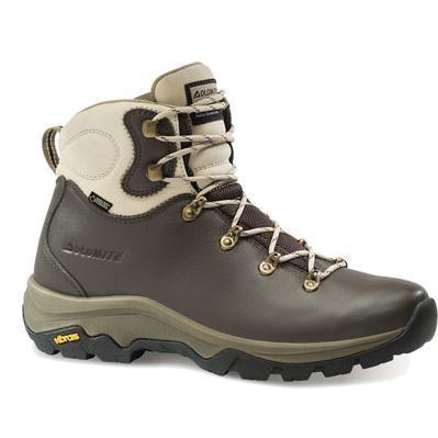 Купить Ботинки для треккинга (высокие) Dolomite 2016 KITE FG W.GTX BROWN-BEIGE Треккинговая обувь 1015892