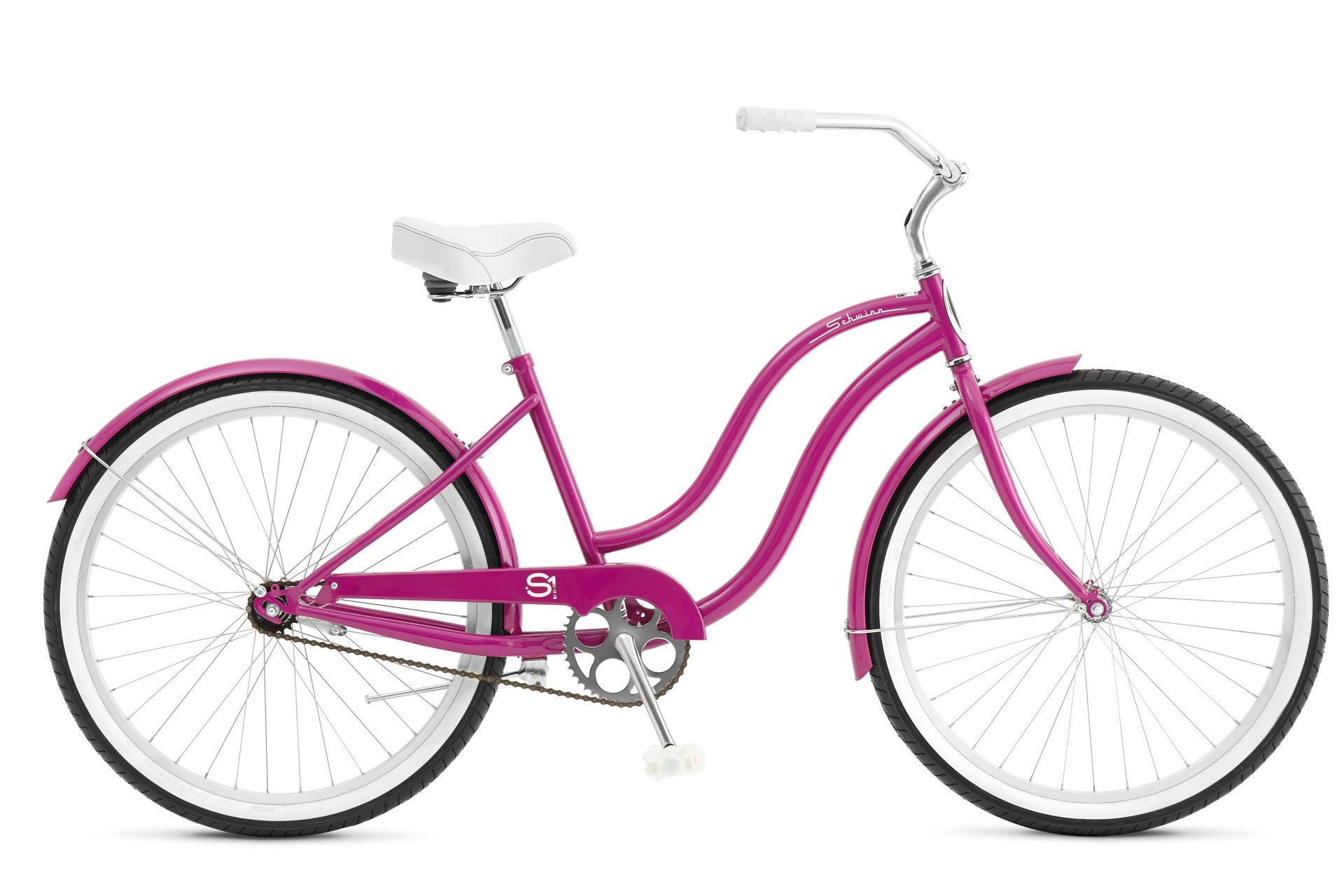 Велосипед Schwinn S1 Womens 2018 Pnk