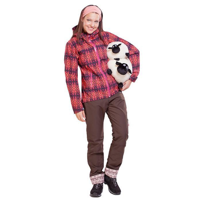 Купить Брюки для активного отдыха BUFF Yangra (Nut) коричневый Одежда туристическая 808546