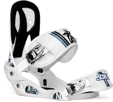 Сноуборд крепления NIDECKER 2010-11 SCORE white - купить недорого ... 397f790223f