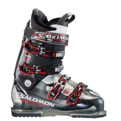 Купить Горнолыжные ботинки SALOMON 2012-13 IMPACT 90 Black/CrysTr, Ботинки горнoлыжные, 814167