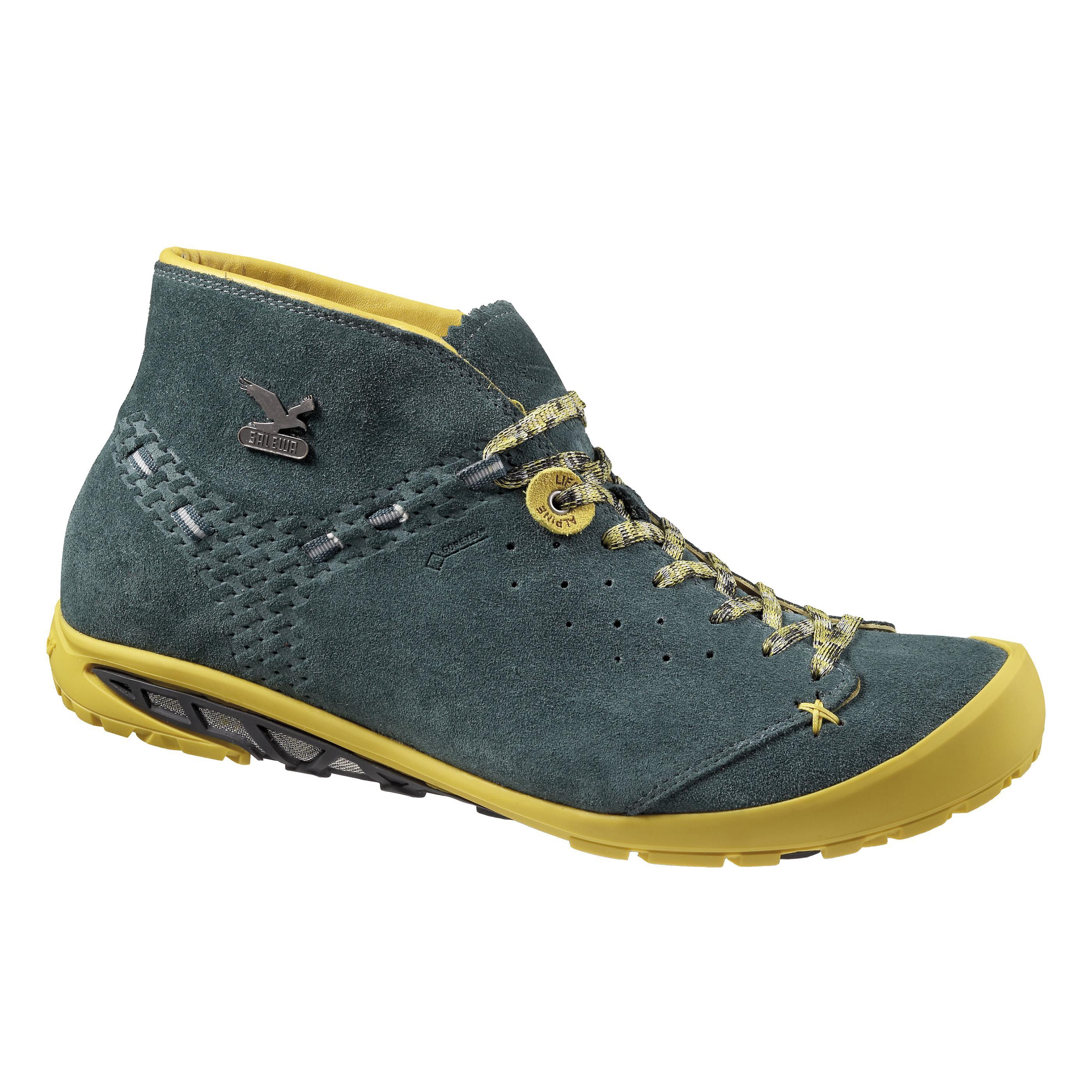 Купить Ботинки городские (высокие) Salewa Alpine Life MS ESCAPE MID GTX Cypress Обувь для города 1090390