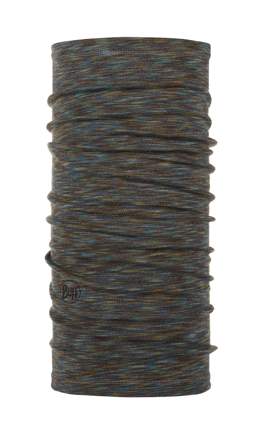 Бандана Buff Midweight Merino Wool Fossil Multi Stripes