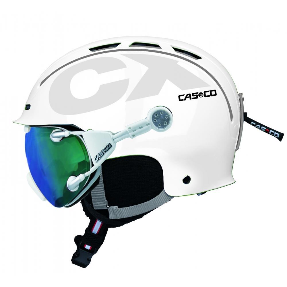 Зимний Шлем Casco Cx-3-Icecube (Mystyle) White