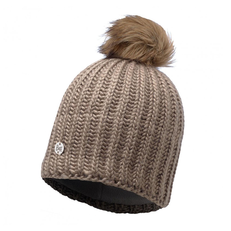 Шапка Buff Knitted & Polar Hat Glen Beige Chic