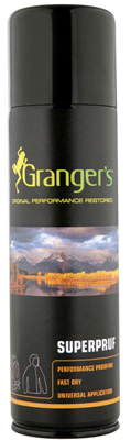 Пропитка GRANGERS 2013 Superpruf AEROSOL 250 ml